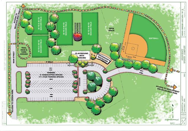 Sigourney Sports Complex