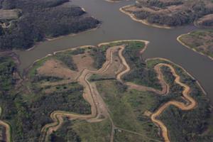 Rathbun Lake Trail